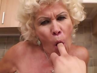 Effie Granny pink