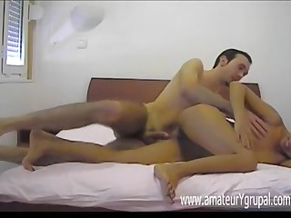Armenian suppliant fucks girlfriend in front be worthwhile for hidden cam