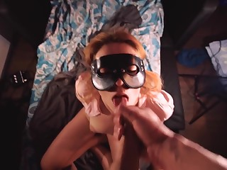 Button up Anent POV BLOWJOB AND PUSSY FUCK - CUM IN MOUTH - SHE swallowed