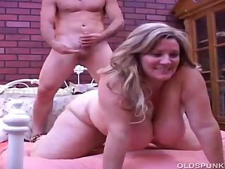 Beautiful Adult Chubby Beautiful Woman Deedra Has Chubby Tits