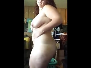 Sexy Chubby Strip