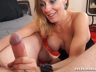 Large cock surprises blonde Madison Paige with the addition of she pleases him
