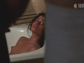 Fans of Angel Heart coupled with Lisa Bonet will enjoy some titties shining chapter