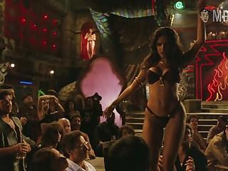 Salma Hayek's table dance from Sundown till Dawn is sexy and erotic