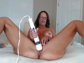 I wish in the money was my wife play with those sex toys on webcam
