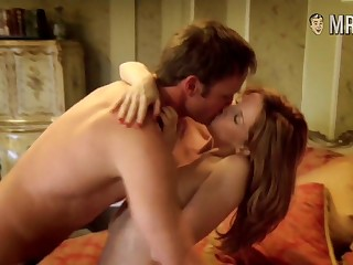 Kelly Reilly hot increased by sexy scenes