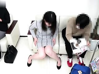 Japanese spycam voyeur sex scene