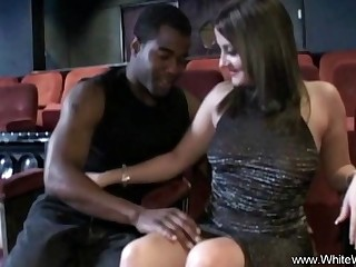 Arousing Amateur Porn Wife Fucks The Black Man While Diverting