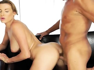 Teen rubbing pussy and blowjob cum swallow xxx Sex with