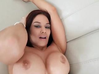 Step mom and chum' chum await porn xxx Ryder Skye in