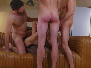 Tanya french mummy very first group and store ejaculation